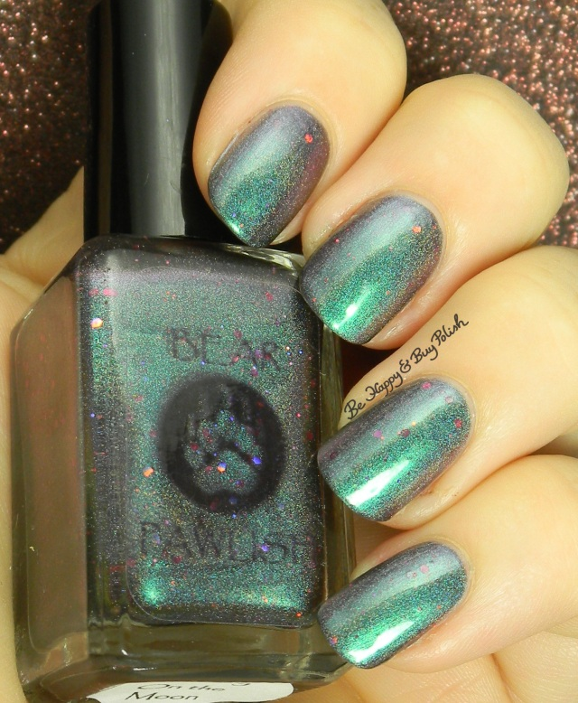 Bear Pawlish Holiday on the Moon | Be Happy And Buy Polish