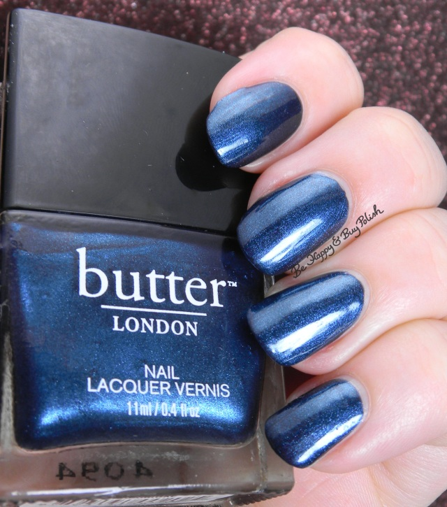 butter LONDON Big Smoke | Be Happy And Buy Polish