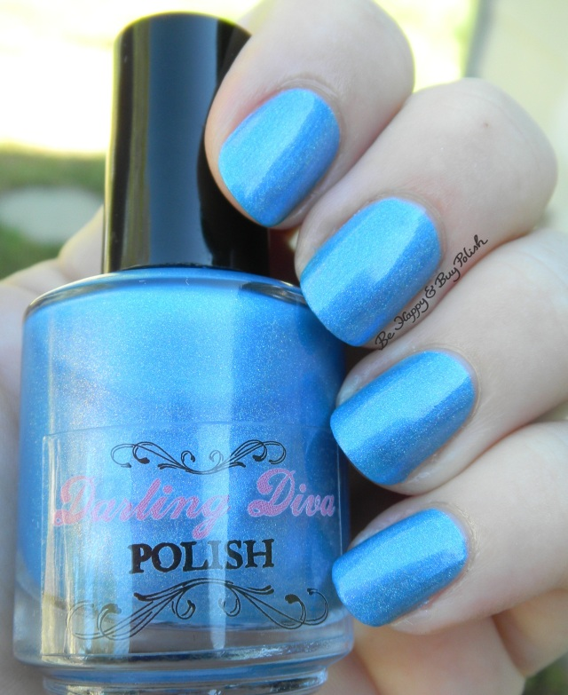 Darling Diva Polish A-ffirmative shade photo | Be Happy And Buy Polish