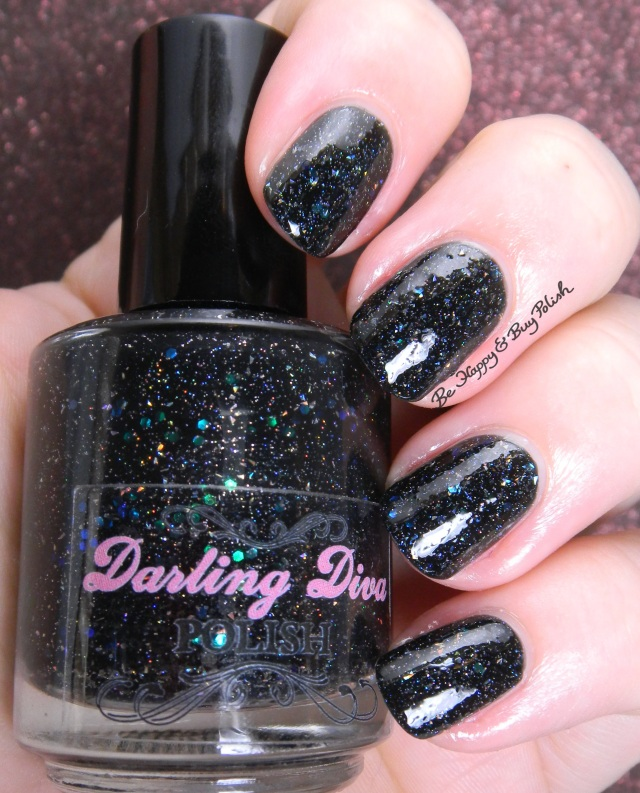 Darling Diva Polish In Space, No One Can Hear You Scream | Be Happy And Buy Polish