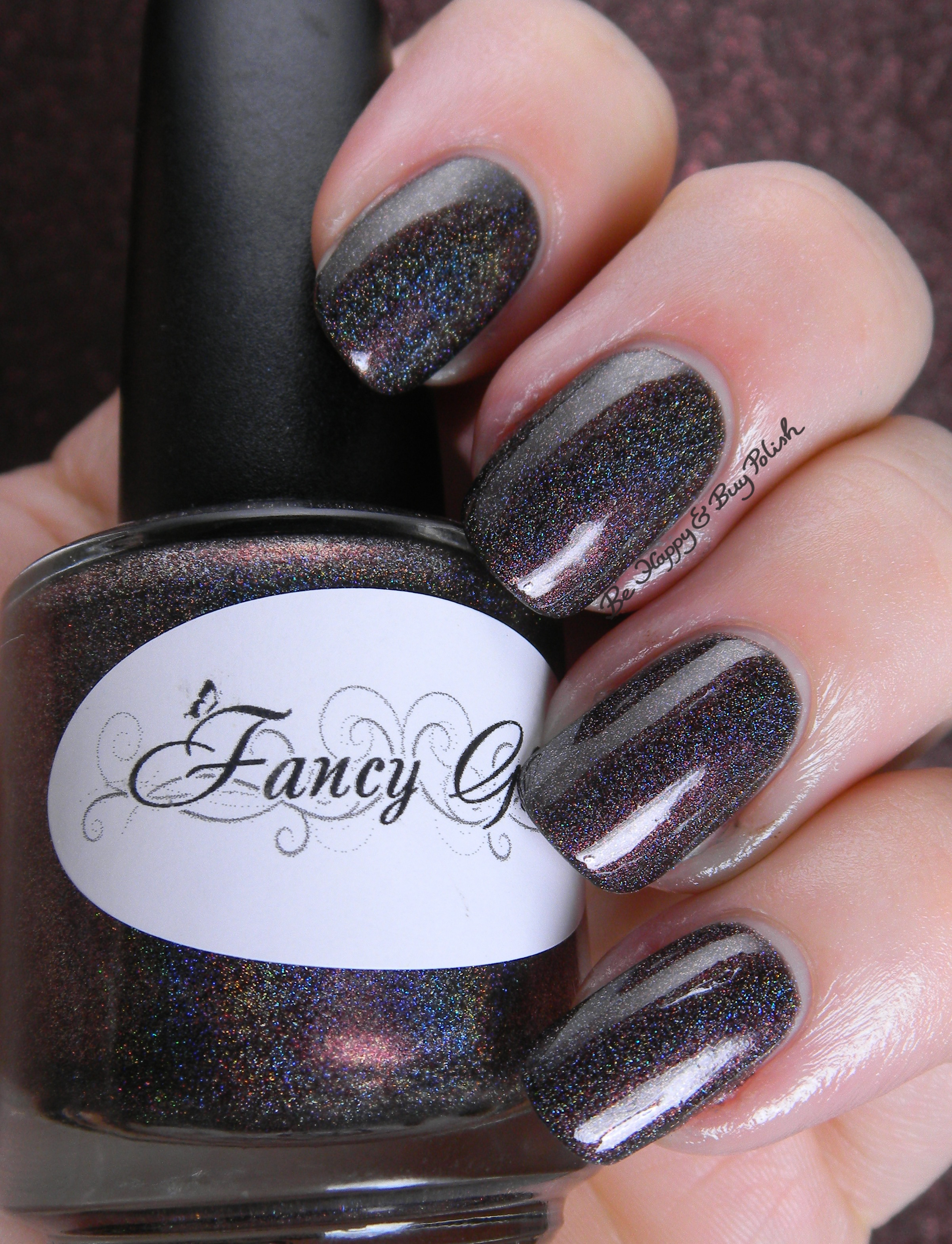 Fancy Gloss Dark and Sultry swatch + review PLUS BBC Weekly Round Up ...