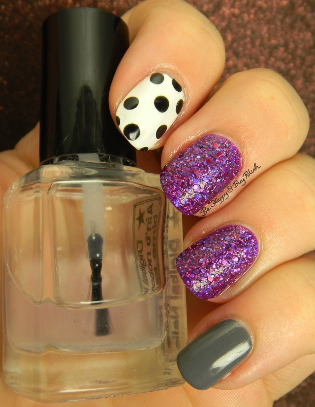KBShimmer Too Pop to Handle Dotticure Skittlette | Be Happy And Buy Polish