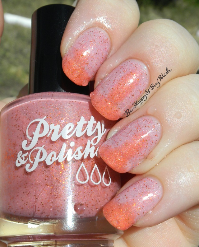 Pretty & Polished Coral Grimes cold state | Be Happy And Buy Polish