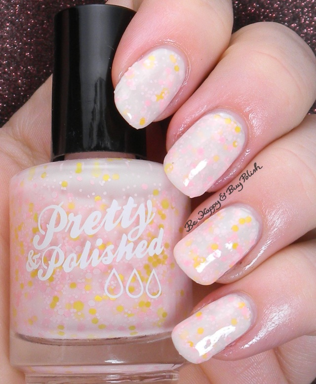 Pretty & Polished Strawberry Lemon Ice | Be Happy And Buy Polish