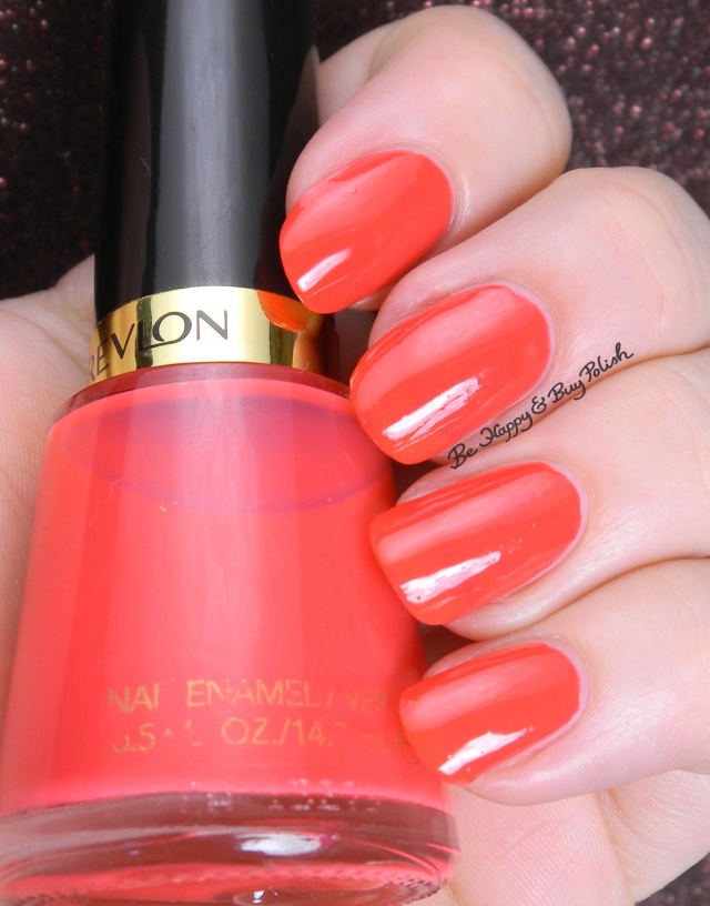 Revlon Copa Sunset | Be Happy And Buy Polish