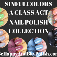 Sinful Colors A Class Act nail polishes (partial collection)