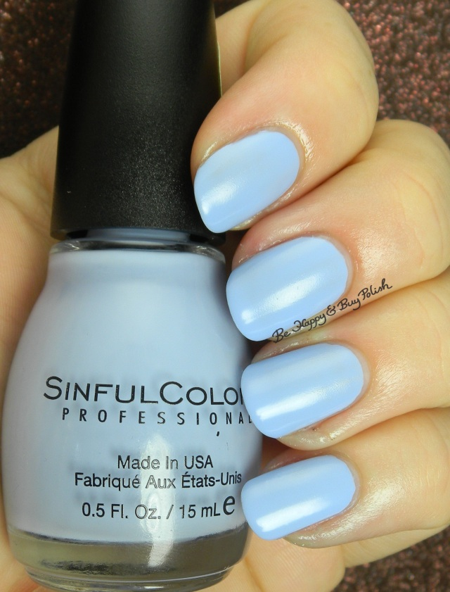 Sinful Colors A-Crush | Be Happy And Buy Polish