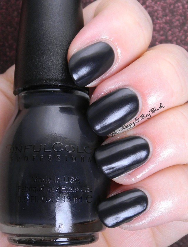 Sinful Colors Blackboard | Be Happy And Buy Polish