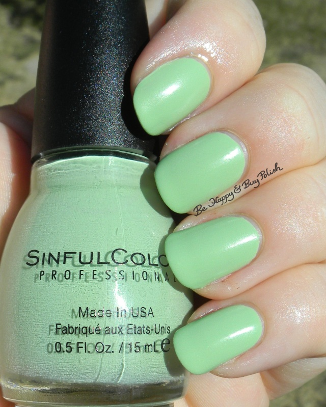 Sinful Colors Chalk It Up | Be Happy And Buy Polish