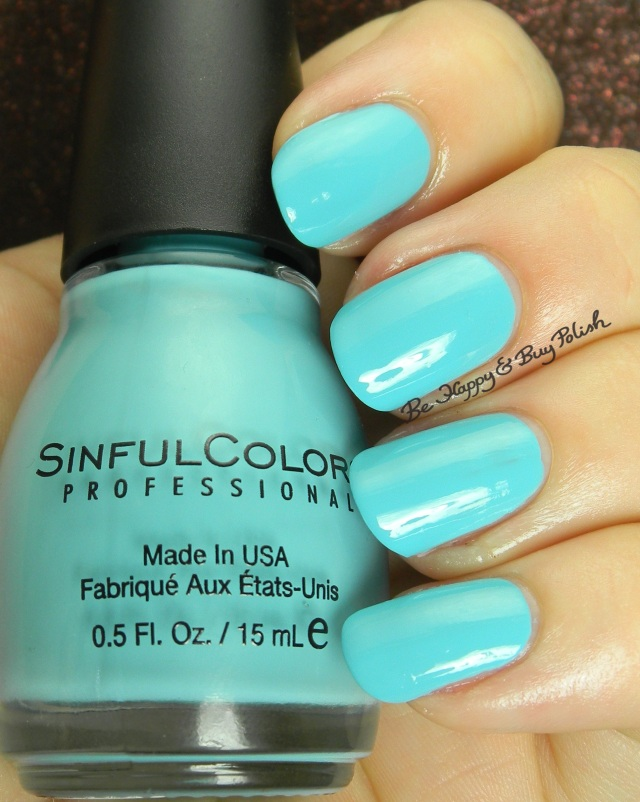 Sinful Colors Summer S-Cool | Be Happy And Buy Polish