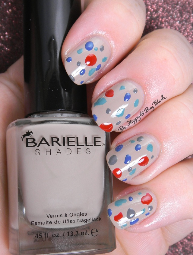 Barielle Mirror, Mirror nail polish collection nail art | Be Happy And Buy Polish