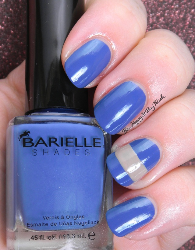 Barielle Pretty Woman, Barielle Silk Stockings nail art | Be Happy And Buy Polish