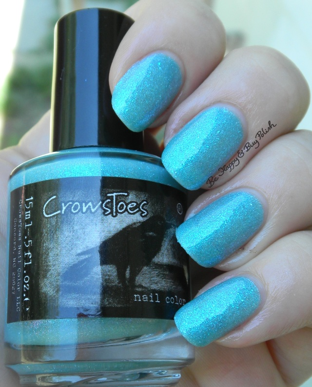 CrowsToes Ingrounded shade photo | Be Happy And Buy Polish