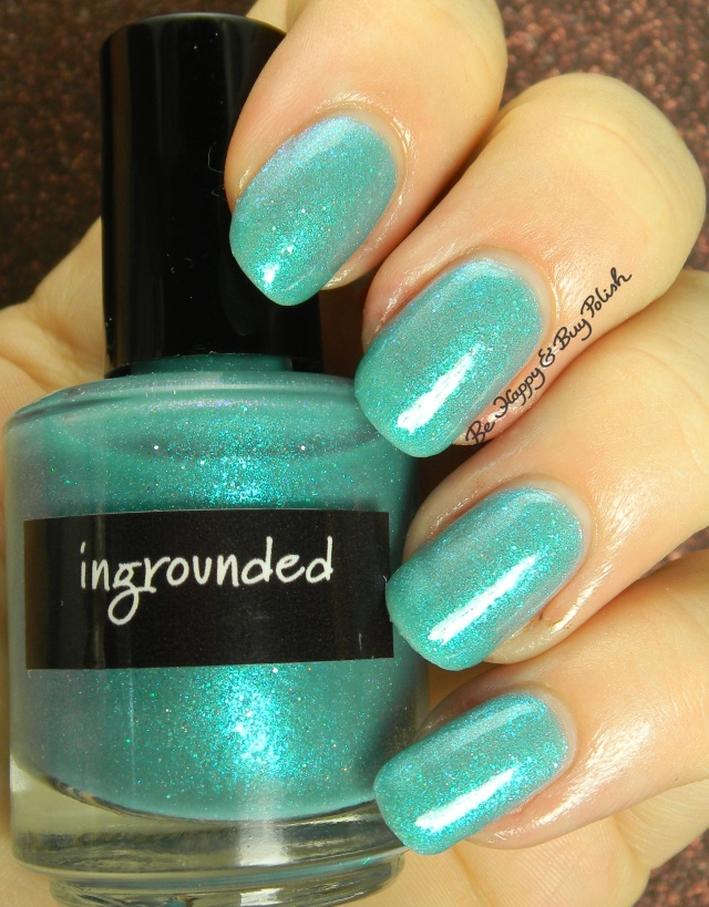 CrowsToes Ingrounded | Be Happy And Buy Polish