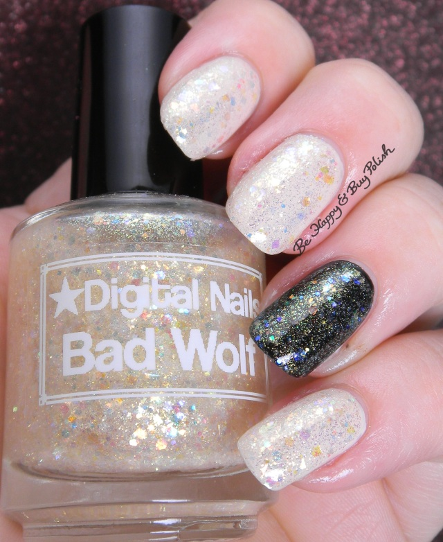 Digital Nails Bad Wolf | Be Happy And Buy Polish