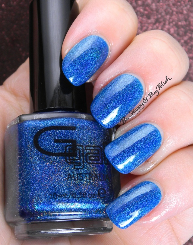 Glitter Gal Navy I Will, Navy I Won't | Be Happy And Buy Polish