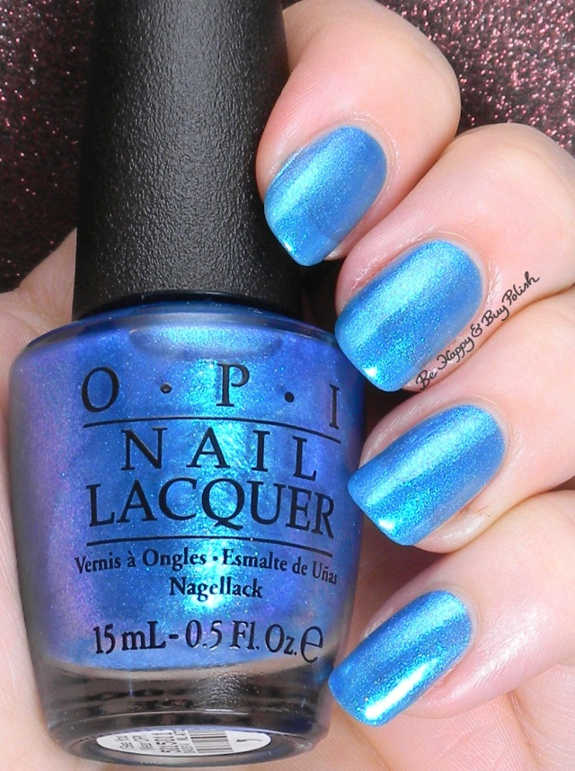 OPI I Sea You Wear OPI | Be Happy And Buy Polish