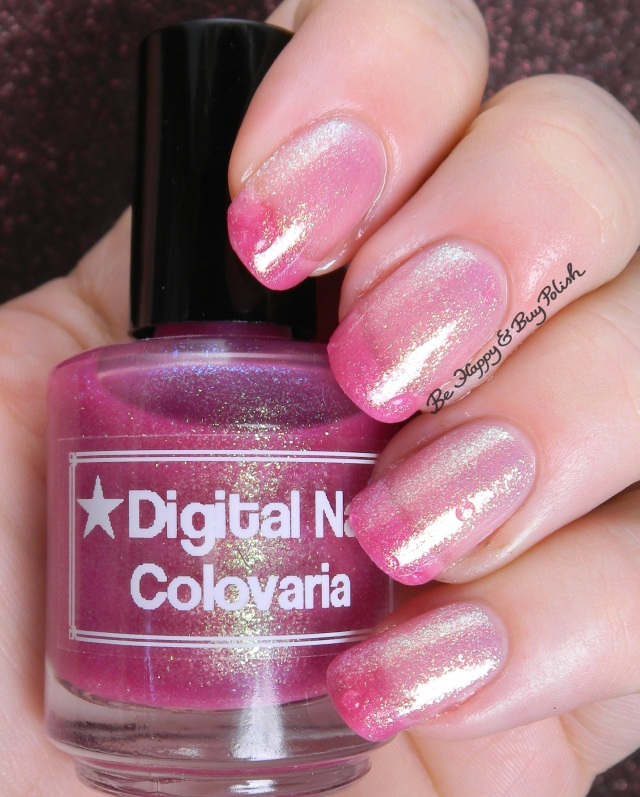 Digital Nails Colovaria | Be Happy And Buy Polish