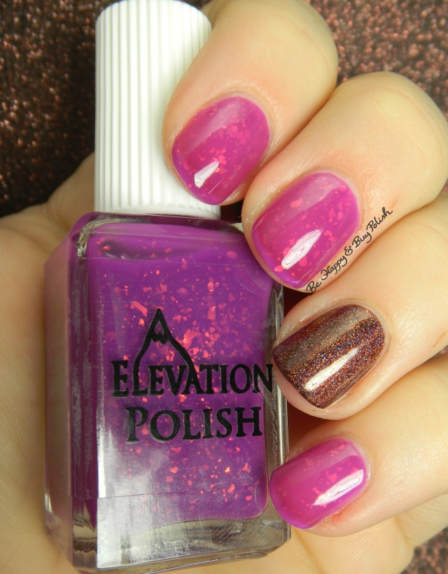 Elevation Polish Angels are the Yeti of the Clouds 2, Pahlish Hundred Eyes | Be Happy And Buy Polish