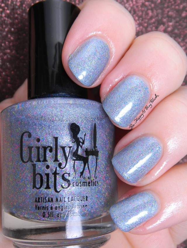 Girly Bits Stardust | Be Happy And Buy Polish