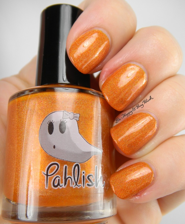 Pahlish Marshmallow Pumpkin | Be Happy And Buy Polish