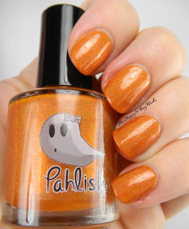 Pahlish Marshmallow Pumpkin | Be Happy And Buy Polish