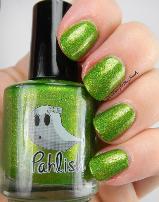 Pahlish Sour Caramel Apple | Be Happy And Buy Polish