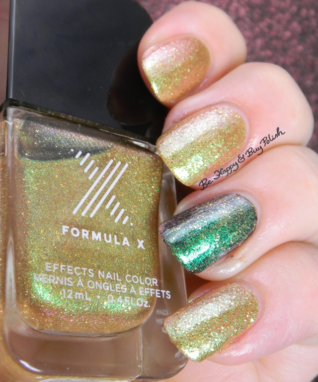 Sephora Formula X Crafty | Be Happy And Buy Polish