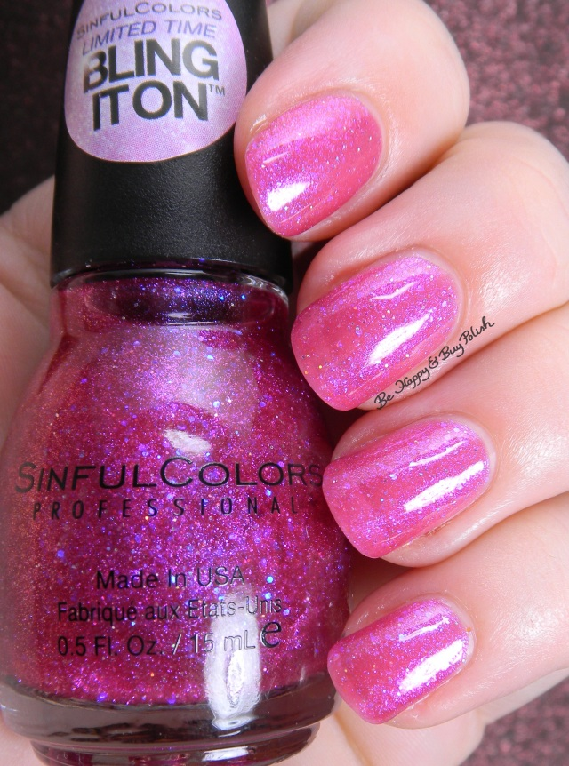 Sinful Colors Hit the Dance Glow | Be Happy And Buy Polish