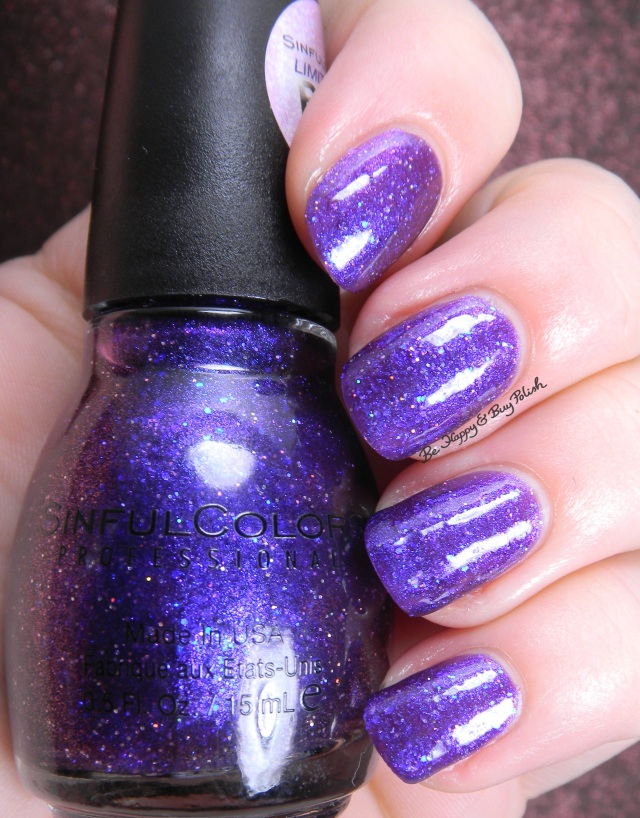 Sinful Colors Interstellar | Be Happy And Buy Polish
