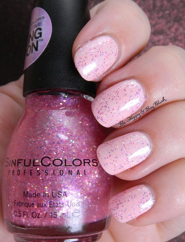 Sinful Colors Starlet Fever over Easy Going | Be Happy And Buy Polish