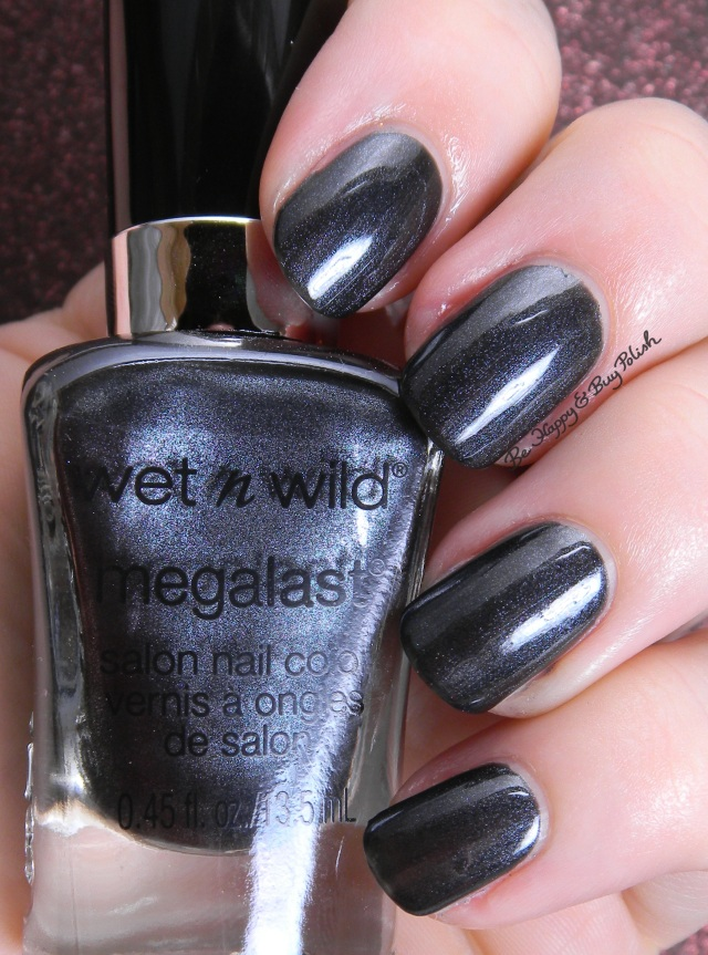 Wet N Wild Keep Vinyl Alive | Be Happy And Buy Polish