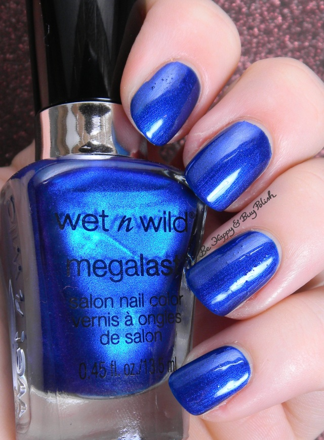 Wet N Wild Pop-Up Bluetique | Be Happy And Buy Polish