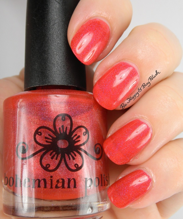 Bohemian Polish A Cardinal in Winter | Be Happy And Buy Polish
