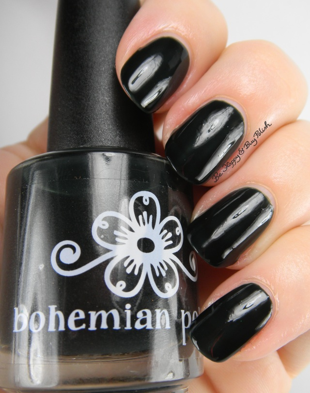 Bohemian Polish Boughs of Pine | Be Happy And Buy Polish