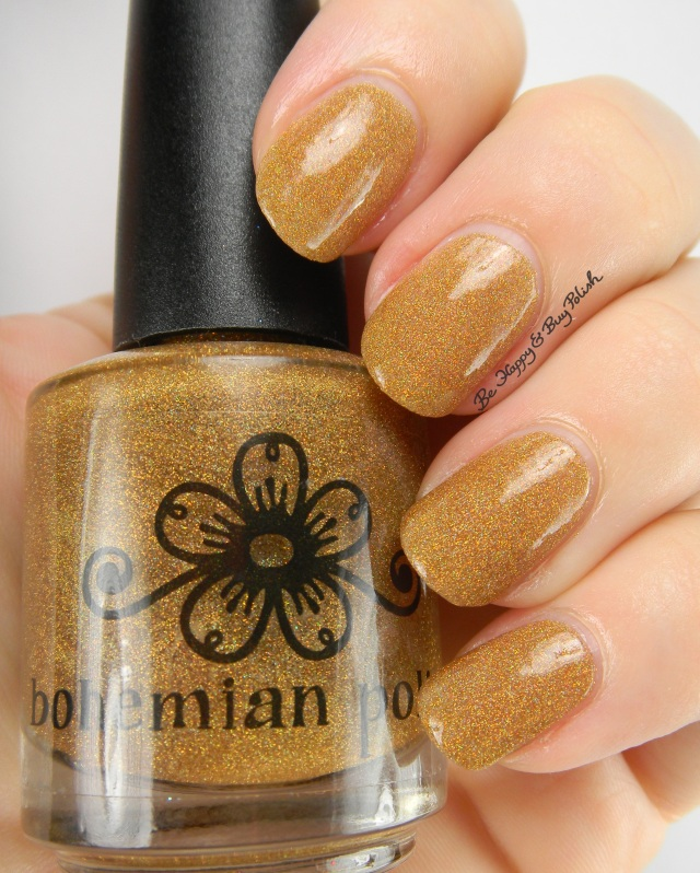 Bohemian Polish Lake Placid Gold | Be Happy And Buy Polish