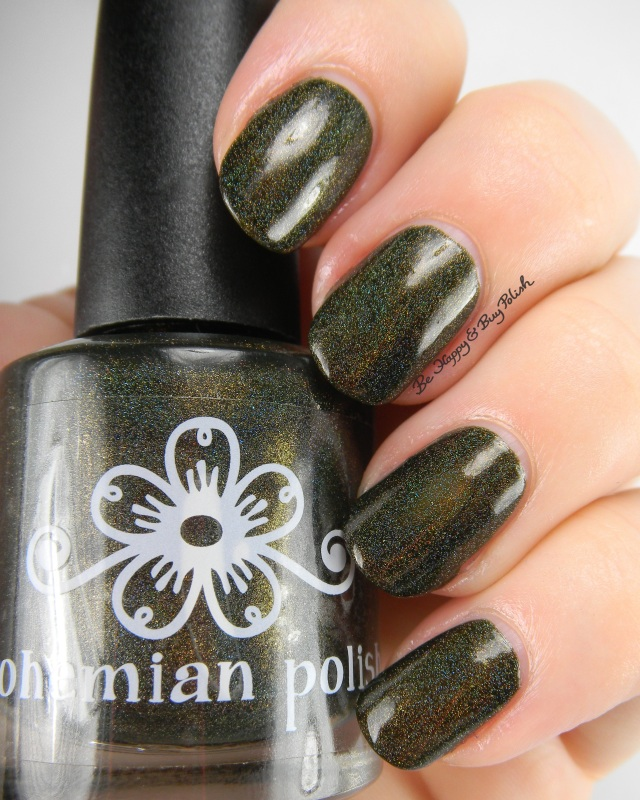 Bohemian Polish Off the Trail | Be Happy And Buy Polish