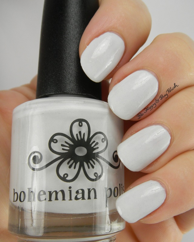 Bohemian Polish Snowbound | Be Happy And Buy Polish