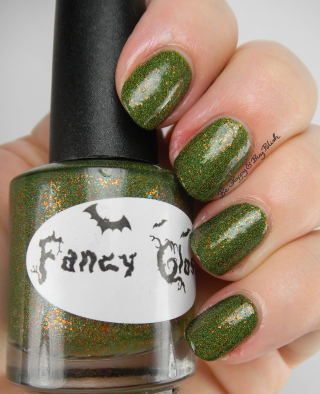 Fancy Gloss Frankenstein | Be Happy And Buy Polish