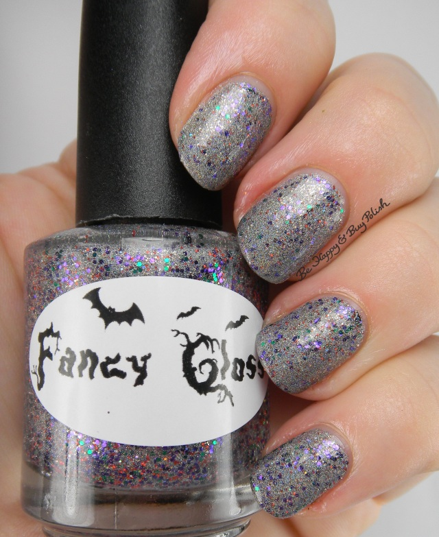 Fancy Gloss Holo-ween | Be Happy And Buy Polish