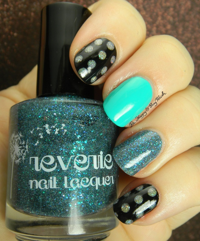 holographic dotticure skittlette | Be Happy And Buy Polish