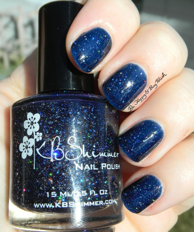 KBShimmer Carpe Denim sun photo | Be Happy And Buy Polish
