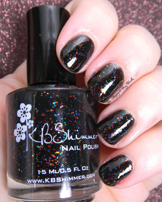 KBShimmer Dark & Twisty | Be Happy And Buy Polish