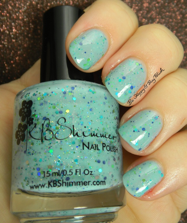 KBShimmer I've Seen Sweater Days | Be Happy And Buy Polish