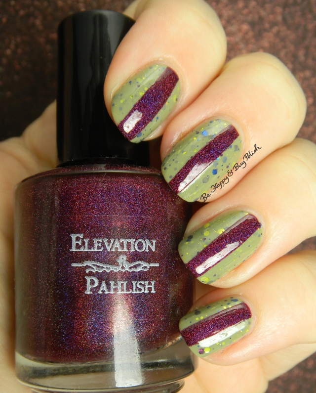KBShimmer Open Toad Shoes, Pahlish The Heavenly & Primal | Be Happy And Buy Polish