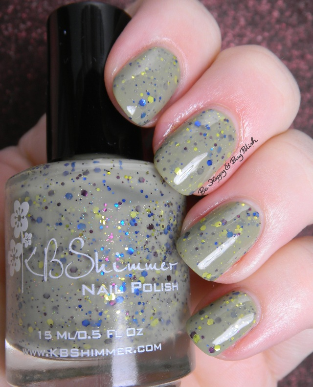KBShimmer Open Toad Shoes | Be Happy And Buy Polish
