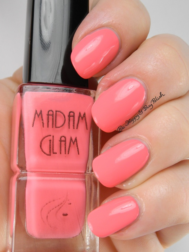 Madam Glam Kiss Me Now | Be Happy And Buy Polish