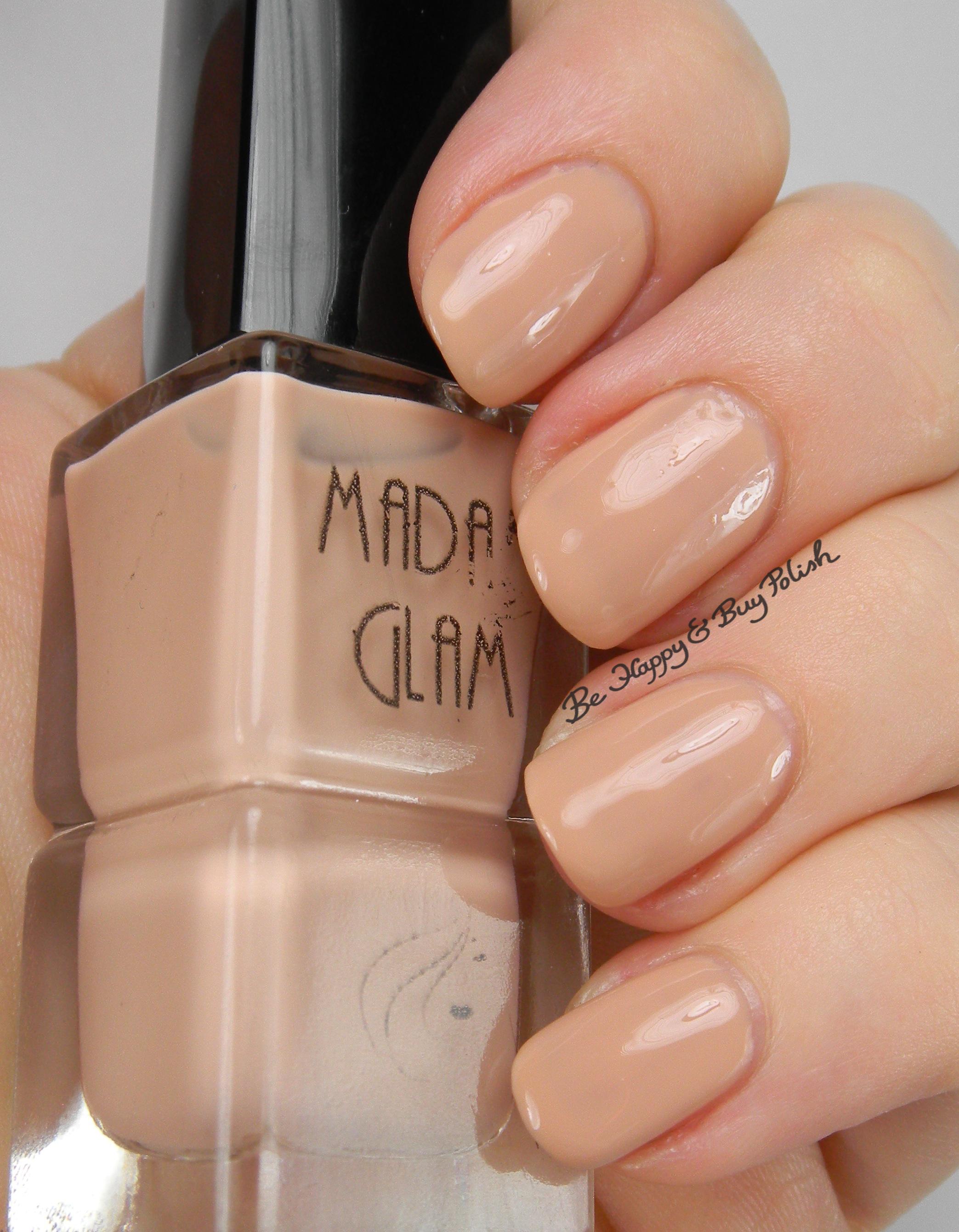 Madam Glam Fall 2015 nail polish review (partial)   Be Happy and Buy ...