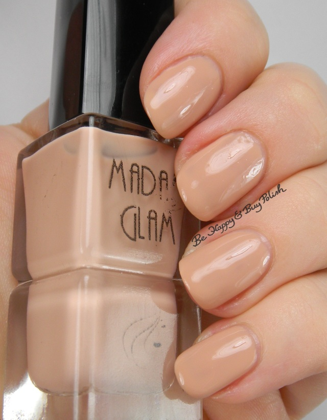 Madam Glam Perfectly Natural | Be Happy And Buy Polish
