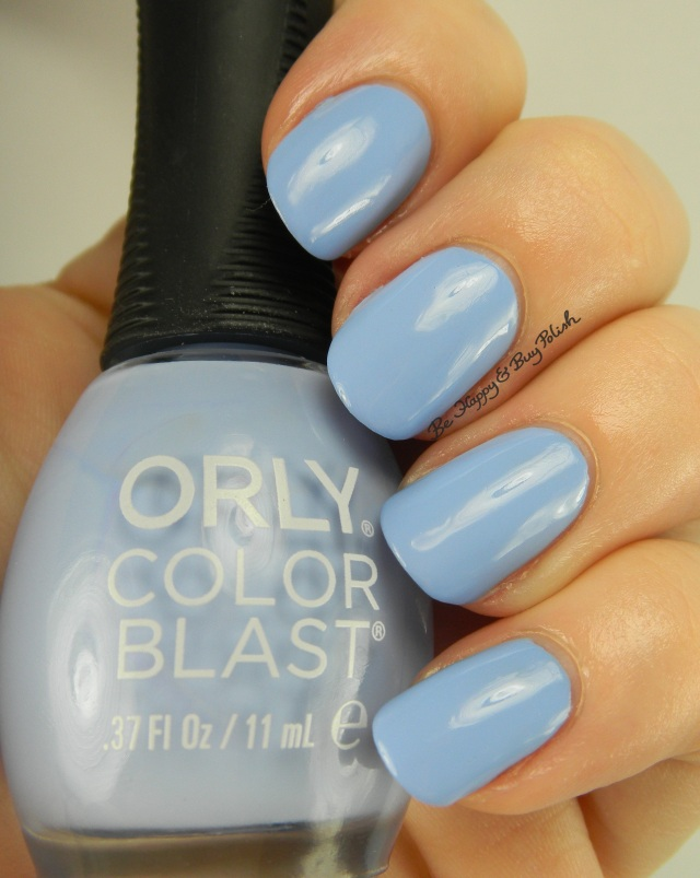 Cinderella Orly Color Blast Bibbidi Bobbidi Blue | Be Happy And Buy Polish